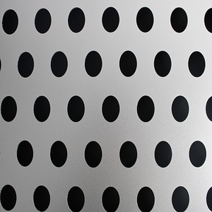 Perforated Decorative Cladding Panel