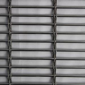 SS Decorative Metal Mesh for Screen & Wall