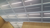 Black Color Aluminum Suspended Expanded Metal Ceiling