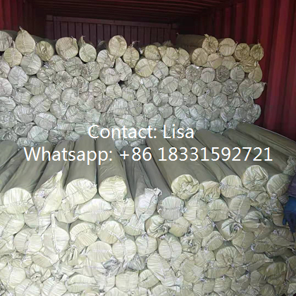 Steel expanded mesh-loading container