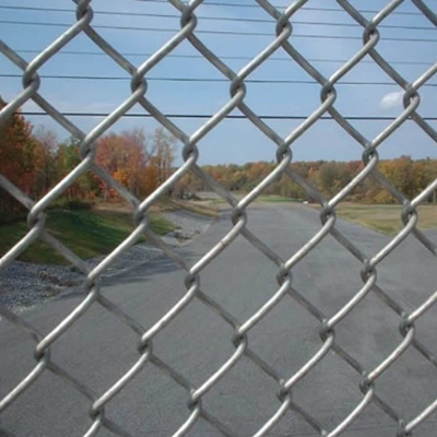 chain link steel wire mesh