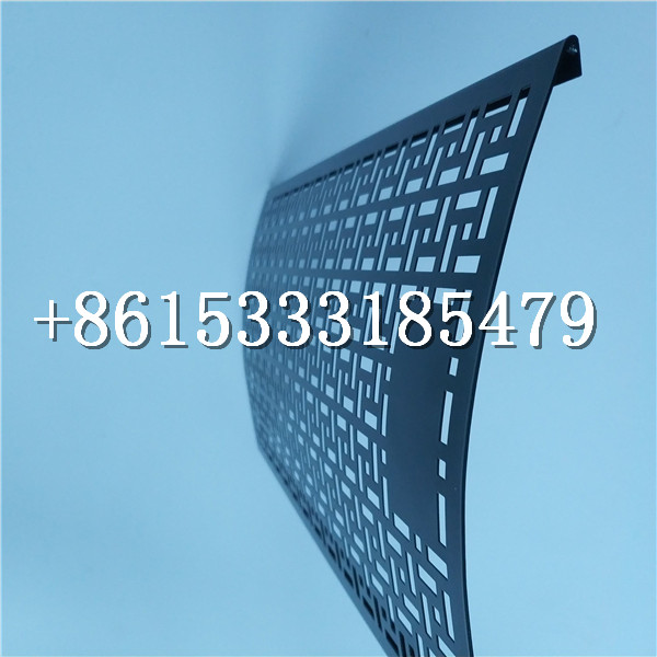 perforated metal tube perforated speaker grill12